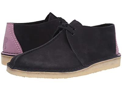 Clarks Desert Trek (Ink Suede) Men