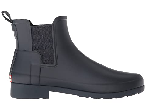 Hunter Original Refined Chelsea Boots Navy Free Shipping Limited Edition Free Shipping Eastbay Shop For For Sale Really LvcvInwV
