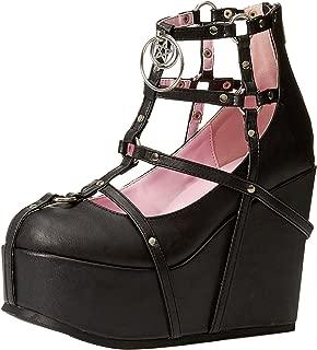 Demonia Women's POISON-25-1 Ankle Boot