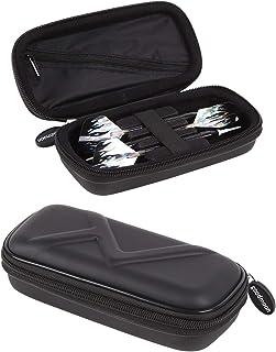 goodmoon ダーツケース 収納 ケース シャフト フライト チップ マイダーツがすべて入る 大容量 (ブラック)