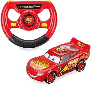 カーズ3 / クロスロード 2017 USAディズニーストア限定 RC リモートコントロール ライトニング・マックィーン Lightning McQueen Remote Control Vehicle - Cars 3 ディズニー ピクサー ...