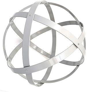 Genesa Crystal, Purificatore energia, Dispositivo orgonico 32 cm diametro, Grigio