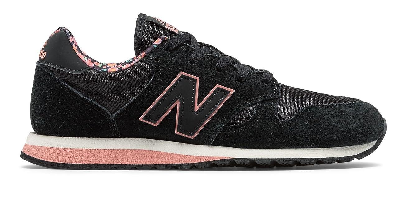 ブレーキエスカレート犯罪(ニューバランス) New Balance 靴?シューズ レディースライフスタイル 520 70s Running Black ブラック US 9.5 (26.5cm)
