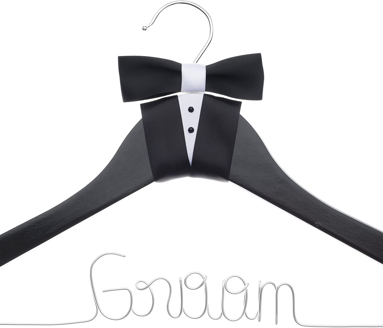 Ella Celebration Groom Hanger Ranking TOP3 Ranking TOP16 for Br or Suit Hangers Tuxedo