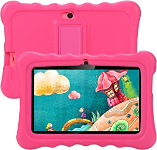 Kids Tablet, Tagital T7K Plus 7 Inch Android 9.0 Tablet for Kids, 1GB +16GB, Kid Mode..