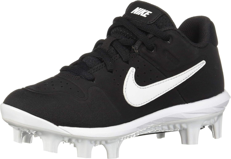 Nike Unisex-Child Alpha Huarache Varsity Low MCS (Bg) Baseball Shoe