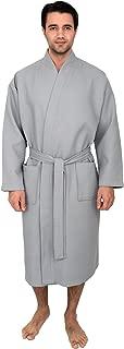 Best men's waffle kimono robe Reviews