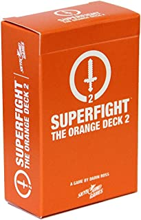 Superfight Card Game from Skybound: The Orange Deck 2