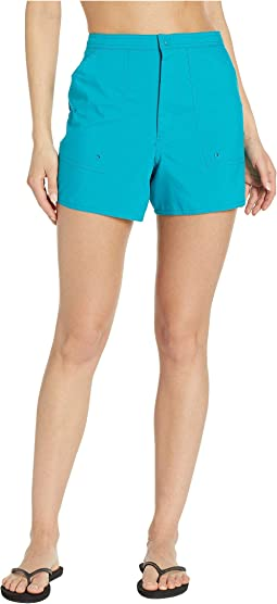 5b6dd43266 Next by athena good karma swim short aqua | Shipped Free at Zappos