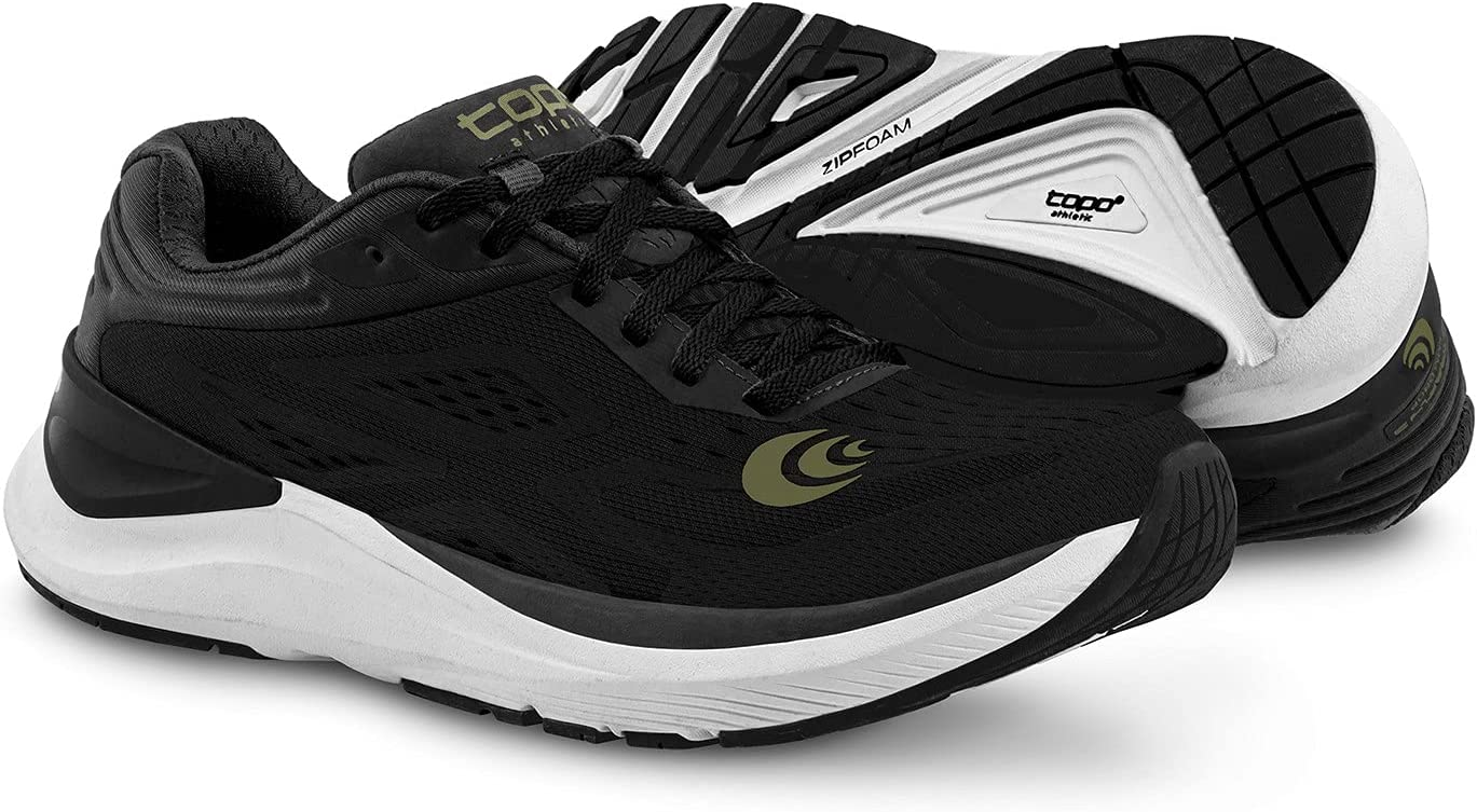 Topo Athletic Men's OFFer Ultrafly 3 Shoes Cheap mail order specialty store Road Running Breathable