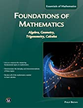 foundations of mathematics algebra geometry trigonometry calculus