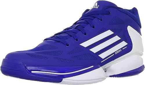 Adidas Crazy lumière 2Faible Bleu Blanc