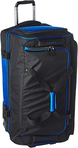 """BOLD by Travelpro 30"""" Drop Bottom Rolling Duffel"""