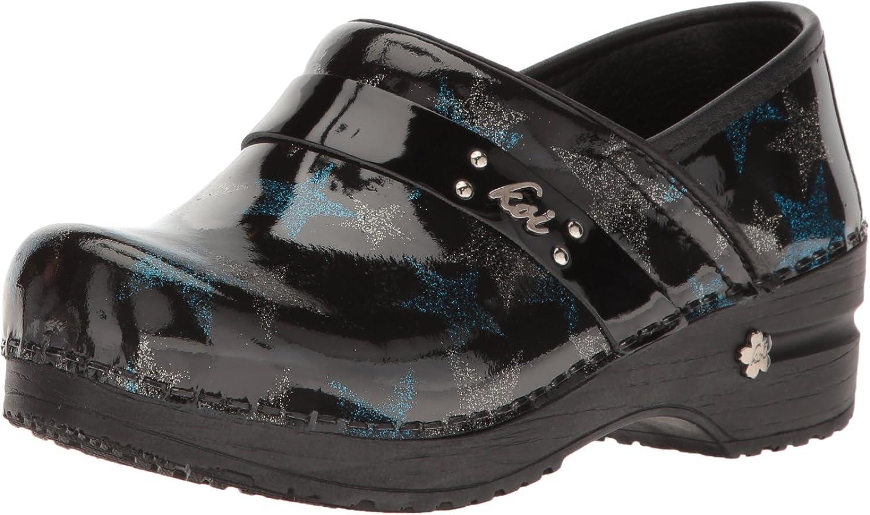 Sanita Womens Koi Star Work shoes