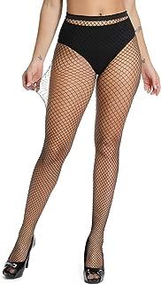 High Waist Tights Fishnet Stockings Thigh High Stockings Pantyhose