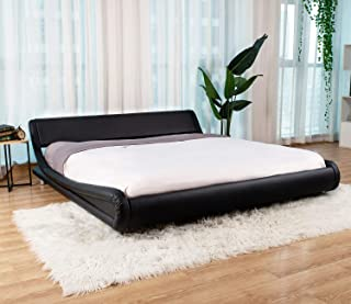 Best king bed frame platform Reviews