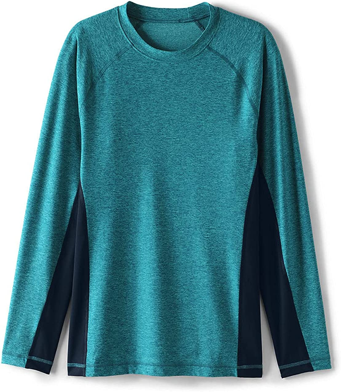 Lands' End Today's only New products world's highest quality popular Men's Long Sleeve Guard Rash Swim Tee