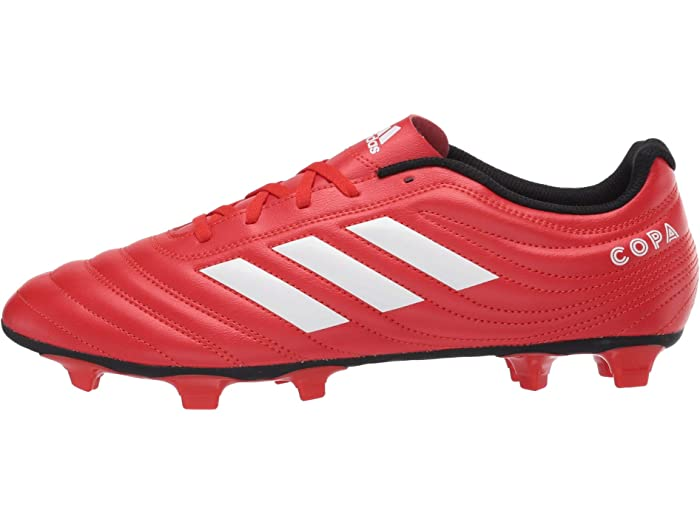 Adidas Copa 20.4 Fg Active Red/footwear White/core Black Sneakers & Athletic Shoes