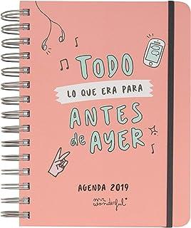 Amazon.es: agendas - Mr. Wonderful
