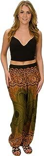 Harem Pants - S M L XL 2XL - Womens Plus Hippie Bohemian Yoga Elephant Beach Casual Pants