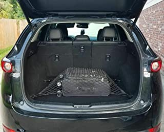 Red De Carga Del Maletero Trasero Rear Trunk Space Area Black Vertical Envelope Style Storage Fixed Organizer Web Mesh Luggage Bungee Compartment Cargo Net for TOYOTA 4Runner 2003-2020 BRAND NEW