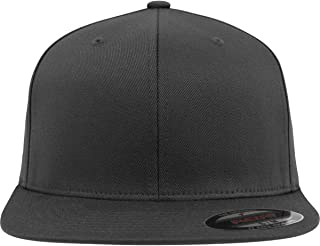 Flexfit Flat Visor Black