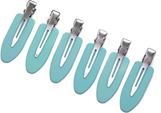 rubber hair clips