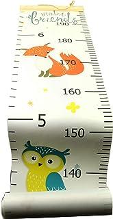 Tabla de crecimiento para niños,tabla de medición de altura,regla de pared, tabla de altura extraíble para decoración de la habitación de niño,niña,decoración de la pared