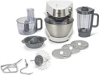 Kenwood Prospero+ KHC29.H0WH - Robot de Cocina Multifunción, Bol 4,3L, Mezclar, Batir y Amasar, Batidora de Vaso de Crista...