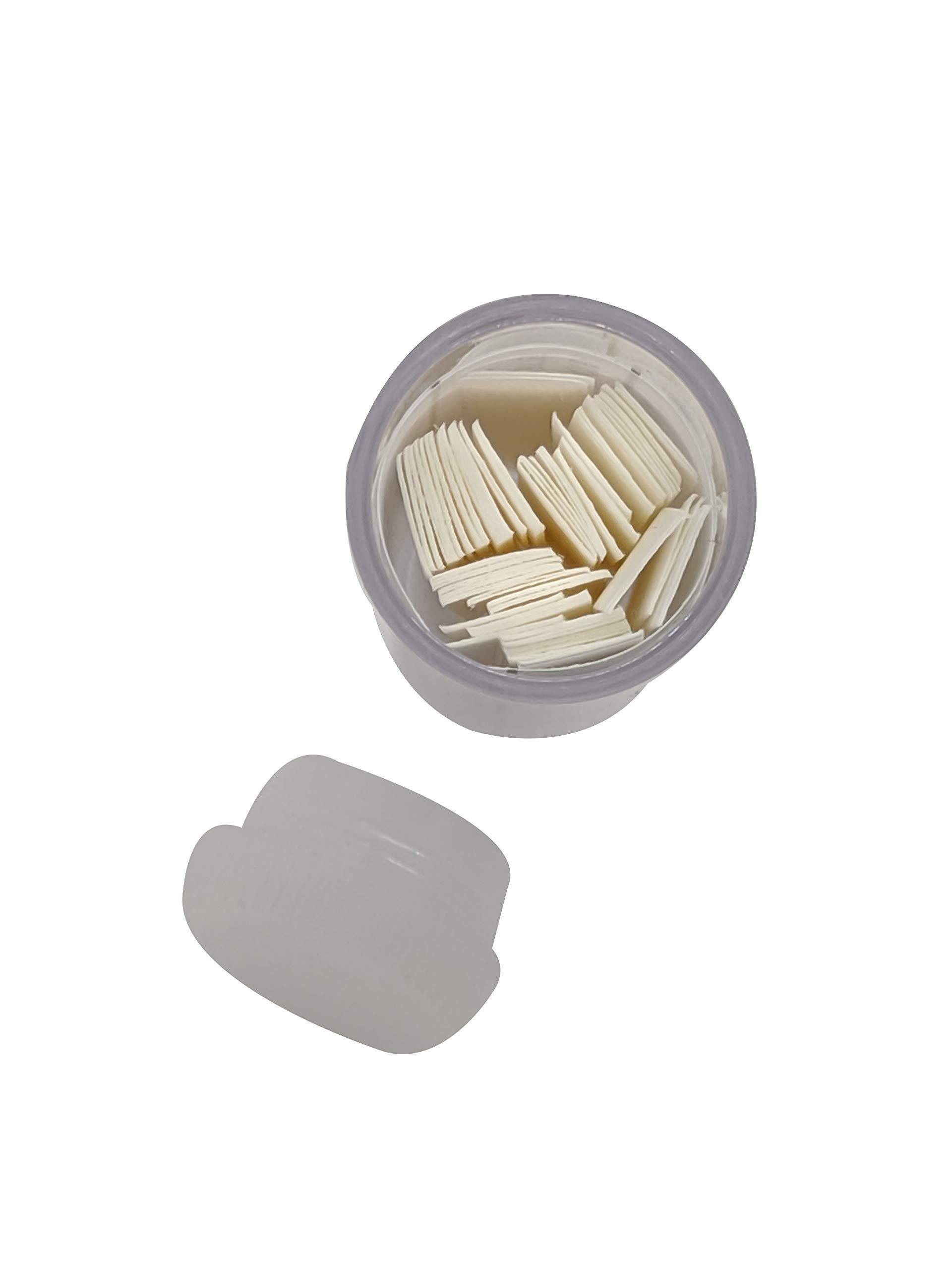 Phenylthiourea (PTC) Test Paper for Genetic Taste Testing [Vial for 100 Paper Strips]