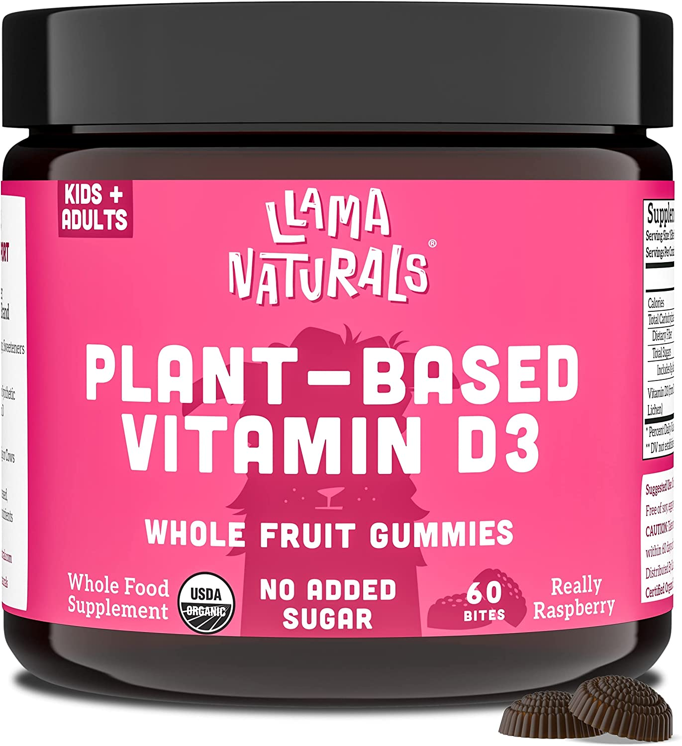 sold out Whole Fruit Vitamin D3 Gummies Adults Sugar ; Oakland Mall No Added + Kids