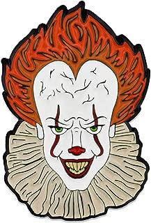 Scary Evil Dancing Clown Halloween Horror Movie Lover Enamel Lapel Pin