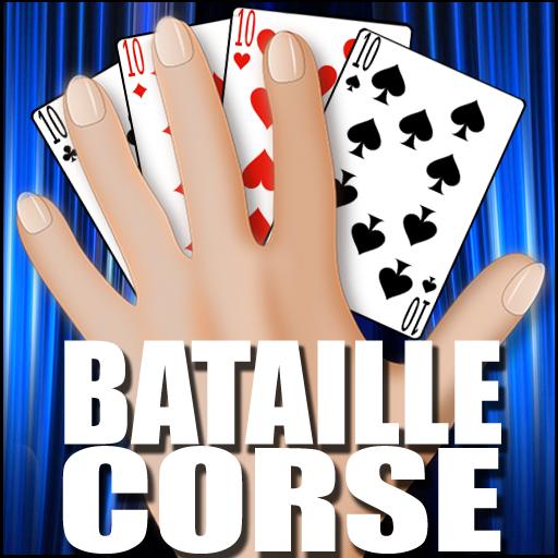 Bataille corse : Jeu de carte gratuit