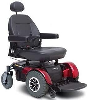 Pride Mobility - Jazzy 1450 - Heavy Duty Power Chair - Jazzy Red