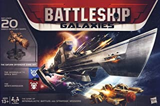 Wizards of the Coast 169212040 – Battleship Galaxies, strategispel