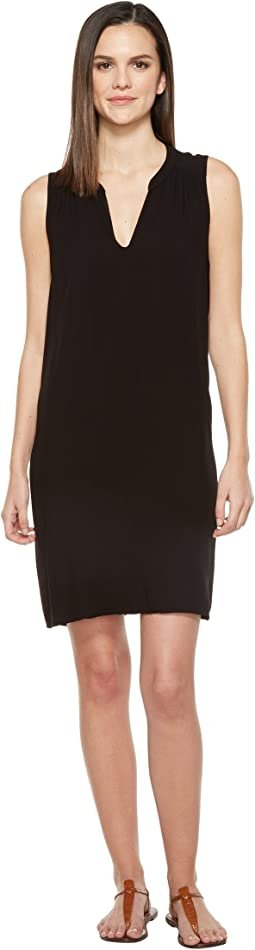 Michael Stars - Modern Rayon Sleeveless V-Neck Dress