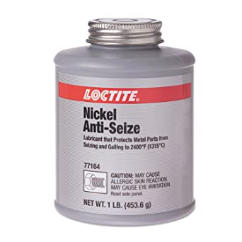 Loctite 77164 Nickel Anti-Seize, 16 oz., 1 lb. Can: image