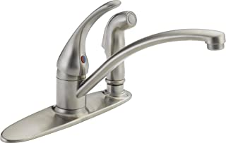 Delta Faucet B3310LF-SS, Stainless,Small