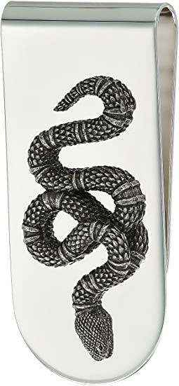 Gucci - Snake Money Clip