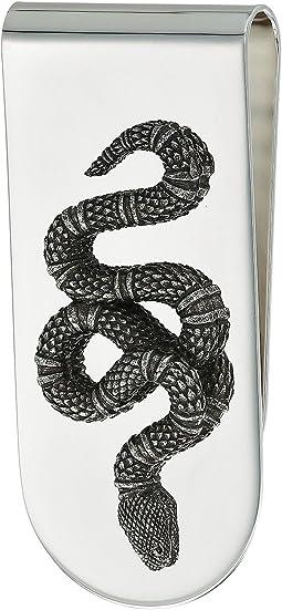 Snake Money Clip