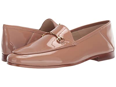 Sam Edelman Loraine Loafer (Rosa Nude Soft Cow Patent Leather) Women