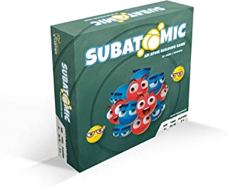 Subatomic: an Atom Building Game | A Strategy Board Game with Accurate Science