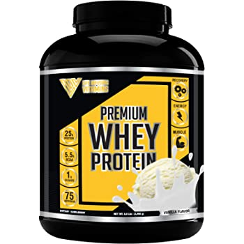 Amazon Com Core 100 American Made 2 5 Lbs Of Premium Whey Protein From Idaho Farms Organic Cocoa Organic Coconut Sugar 5 3 Grams Bcaas No Fillers Leanest Cleanest Grass Fed Cows Health Personal