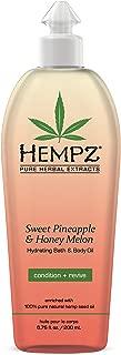 Best hempz body oil Reviews