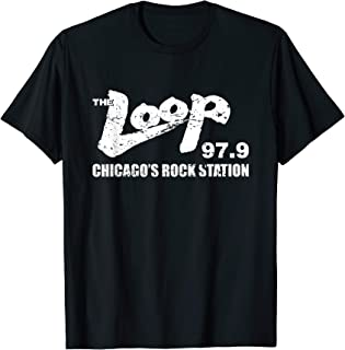 vintage radio station t shirts