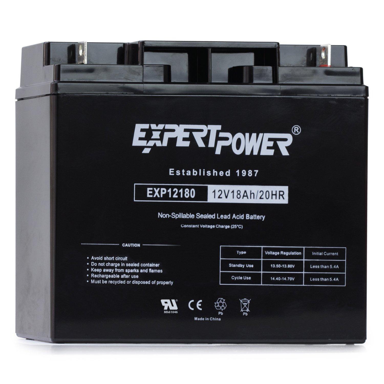 ExpertPower EXP12180 Expert Power Lead_Acid_Battery