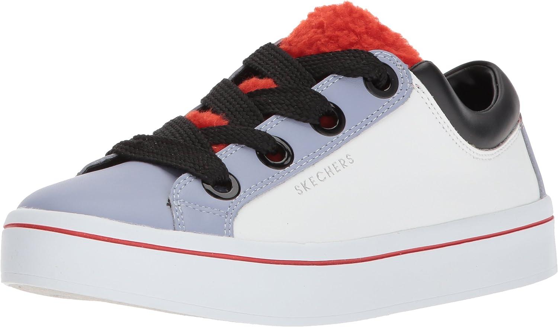 Skechers Womens Hi-lite - Faux Fur Sneaker