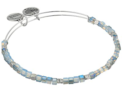 Alex and Ani Balance Bead Bracelet (Light Blue) Bracelet