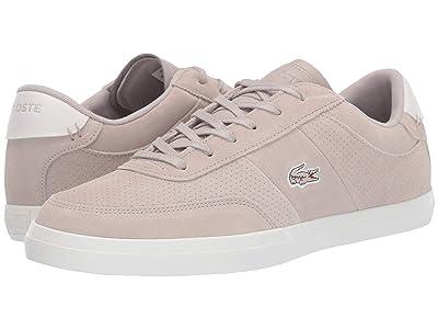Lacoste Court-Master 219 1 CMA (Grey/Off-White) Men