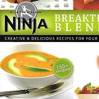 Ninja Blender Cookbook Breakthrough Blending! 150 Delicious Recipe Cook Book